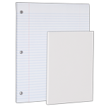 Filler & Scratch Paper