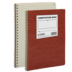 Lab & Specialty Notebooks