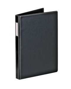 "Legal Slant-D® Ring Binder, 1"", 14"" x 8-1/2"", Black, 3-Ring"
