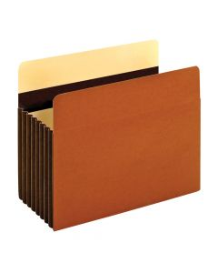 "File Pockets With Tyvek® Tear Resistant Gussets, Letter Size, 7"" Expansion"