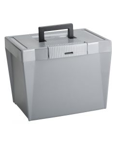Pendaflex® Economy File Box, Gray