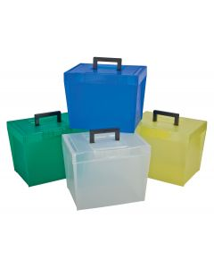 Economy File Boxes, Assorted