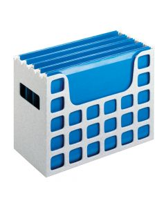 "Pendaflex® DecoFlex® Desktop File, 9-1/2"" H x 12-1/4"" W x 6"" D, Granite, Each"