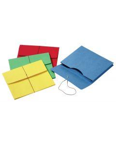 "Pendaflex® Paper Envelopes, 2"" Expansion, Letter, Assorted"