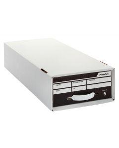 """Standard Storage Files, 4 1/4""""H x 9""""W x 24"""" D"""