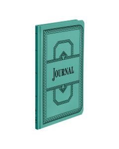 "Boorum & Pease® Account Book, 66 Series Journal Ruled, 7-5/8"" x 12-1/8"", 150 Pages"