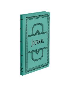 "Boorum & Pease® Account Book, 66 Series Journal Ruled, 7-5/8"" x 12-1/8"", 300 Pages,"