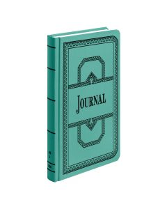 "Boorum & Pease® Account Book, 66 Series Journal Ruled, 7-5/8"" x 12-1/8"", 500 Pages"
