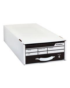 """Standard Storage Files, 5""""H x 11""""W x 24""""D"""