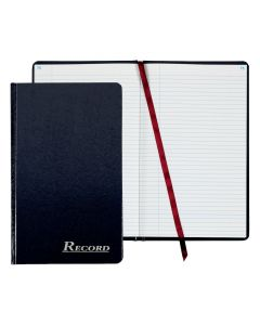 "Adams® Record Book, 7-1/2"" x 12-1/4"", 150 Pages"