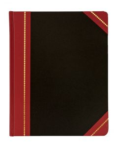 "Adams Record Book, 7-5/8"" x 9-5/8"", 300 Pages"