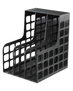 DecoRack Shelf File, Black