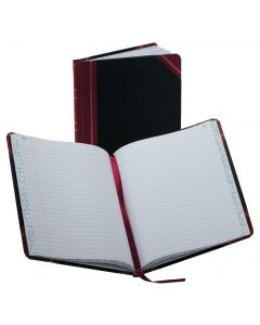 "Boorum & Pease® Account Book, 38 Series Record Ruled, 7-5/8"" x 9-5/8"", 150 Pages"