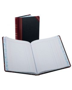 "Boorum & Pease® Account Book, 38 Series Journal Ruled, 7-5/8"" x 9-5/8"", 300 Pages"