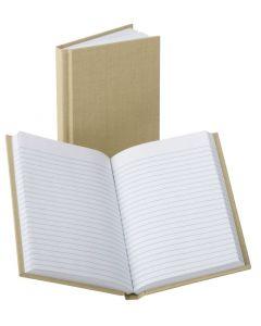 "Boorum & Pease® Memo Book, Feint-Ruled, 4-1/8"" x 7"", 192 Pages"