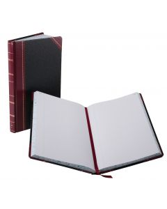 "Boorum & Pease® Account Books, 9 Series Record Ruled, 8-5/8"" x 14-1/8"", 300 Pages"