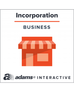 Adams® Amendment to Articles of Incorporation, 1-Use Interactive Digital Legal Form