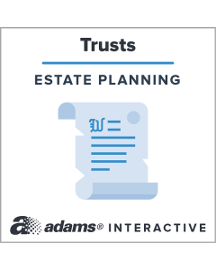 Adams® Assignment of Property for One, 1-Use Interactive Digital Legal Form