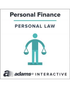 Adams® Identity Theft Affidavit, 1-Use Interactive Digital Legal Form