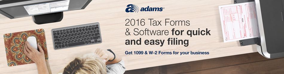 2016 IRS Employer Tax Forms