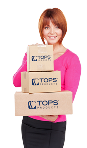 TOPS Products Overstock center